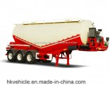 2018 Bulk Cement Transport Tanker Semi Trailer and Truck