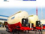 Forever 3 Axle 45cbm Bulk Cement Powder Tank Semi Trailer Truck