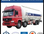 HOWO 40cbm 8*4 Cement Tank Truck