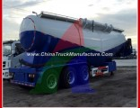 Concrete Carrier and Transport Tanker Bulk Cement Semi Trailer