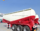 Brand New Bulk Cement Pump Transport Mixer Semi Truck Trailer