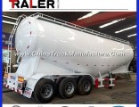 40cbm Road Transport Semi Trailer Bulk Cement Tanker Truck