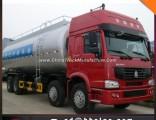 HOWO 50mt Bulk Cement Tank Truck Bulk Cement Carrier Tank