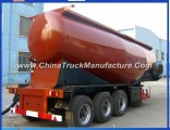 China 3 Axles 45cbm Cement Bulk Silo Tanker Truck Trailer