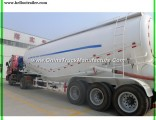 Road Tank Carry Cement Silos Truck Trailer for Transportation