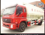 China Forland 20m3 22m3 Bulk Feed Delivery Truck Feed Transportation Truck