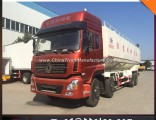 China 8X4 45m3 Bulk-Fodder Transport Truck Bulk Delivery Truck