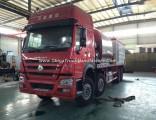 HOWO 8*4 Road Surface Repair Equipment Asphalt Spray Truck Bitumen Pressure Distributor
