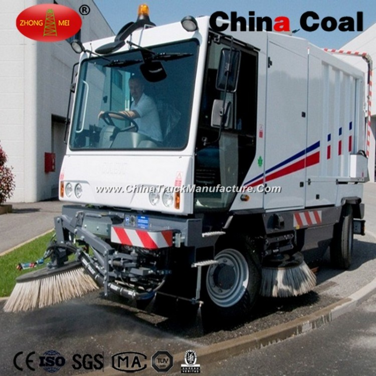 Excellent Quality Road Sweeper Tow Road Brush Sweeper
