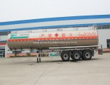 Flywheel Oil Diesel Fuel Storage Transport Truck Semi Aluminium Tank Trailer