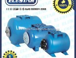 24L Horizontal Carbon Steel Pressure Tank Popular in European Market