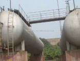 Stainless Steel Large Chemical Tank