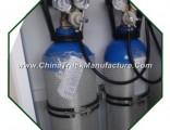 10L Medical Oxygen Cylinder Aluminum in Ambulance