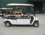 Electric Ambulance Golf Cart, with Stretcher, Eg2048tb1