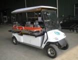 Electric Ambulance Car, CE Approved, 2 Seats, Eg2048tb1