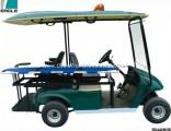 Ambulance Kart, Pure Electric, Eg2028tb1, with Stretcher, Plastic Body, 48V 4kw, DC Motor