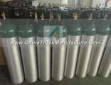 Ambulance Fitted 10L Aluminum Oxygen Gas Cylinder