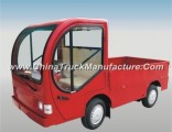 Electric Industrial Truck with 2 Seats, CE Certificate