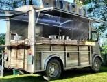 New Designed Street Food Van / Mobile Food Trailer / Food Truck