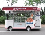 Electric Food Truck, Food Trailer, Food Van, Food Cart with Good Quality and Competitive Price