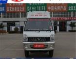 Box Van Light Truck/Lorry Truck From China
