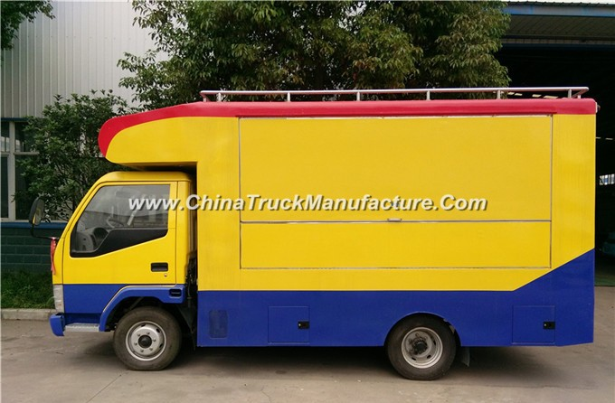 c3ab86181b Mobile Food Truck for Fried Chicken Beer Snack Mobile Marketing Van for Sale