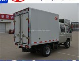 Light Truck Mini Box Van Truck for Loading 1.5 Tons