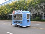 Donut Mobile Cart Food Truck Mobile Food Cart/Van