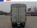 Light Duty Delivery Van Truck for 1.5 Tons