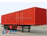 Semi Trailer Van for Logistic
