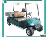 Electric Cargo Van, 2 Seater, with Hydraulic Dumper