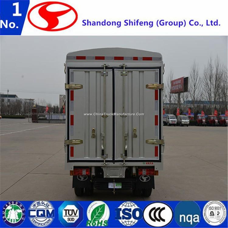 Van/Cargo Box/Closed Type Van/ Lcv/Box/Light Duty/Light-Duty/Commercial Trucks