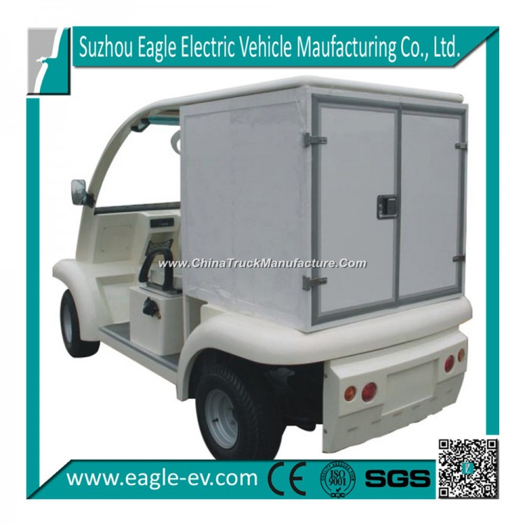 Mobile Food Van for Sale, Electric, Ce, Cheap, for Resort
