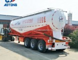 China Juyuan 40 Cbm Bulk Cement Tanker Semi Tailer Cement Truck Trailer, (volume optional) Truck Tra