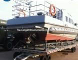 Heavy Duty Boat Trailer/Yacht Boat Trailer/Trailer Part