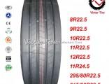 Strong Quality TBR Tire 11r22.5 315/80r22.5 12.00r20 Light Truck Tire 750r16 825r16 Dirty Truck Tire