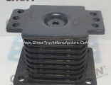 20390836 Rubber Spring for HOWO Shock Absorber Plate Truck Parts/ Rubber Support 1089501 Hollow Spri