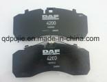 Truck Parts Disc Brake Pad Wva 29253 for Daf (PJTBP016)