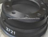 Heavy Duty Truck 3721ax Brake Drum for Gunite