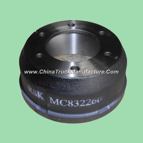 Mc832266 Brake Drum for Japanese Truck Mitsubishi