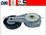 Dongfeng truck Cummins fan  belt tensioner