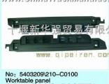 Denon / Hercules workbench outlet panel