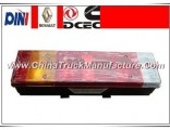 Dongfeng truck parts  tail lamp 37ZB1-73010 37ZB1-73020