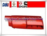 New Item Dongfeng Truck Spare Parts Front Wall Lateral Plate