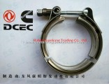 Dongfeng Cummins 6BTAA Supercharger V Band Clamp quick release clamp?3415547