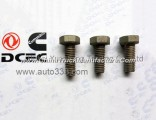 Q150B0822 C3900227 Dongfeng Cummins Engine Pure Part/Component Water Pump Screw