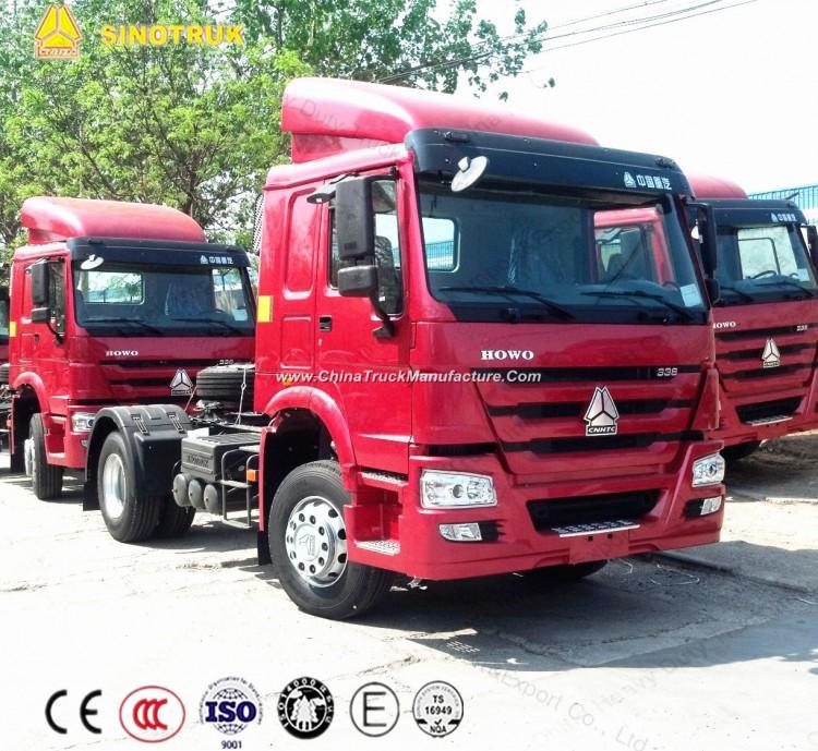 20-30t Sinotruk HOWO 4X2 Tractor Truck