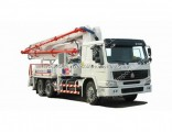 Constrcution Machinery 20-40m Pumping Height Truck Mounted C