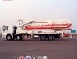 Sinotruk HOWO Brand 42m Concrete Pump Truck