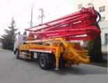42m, 48m, 52m China Truck Mounted Concrete Boom Pump Truck